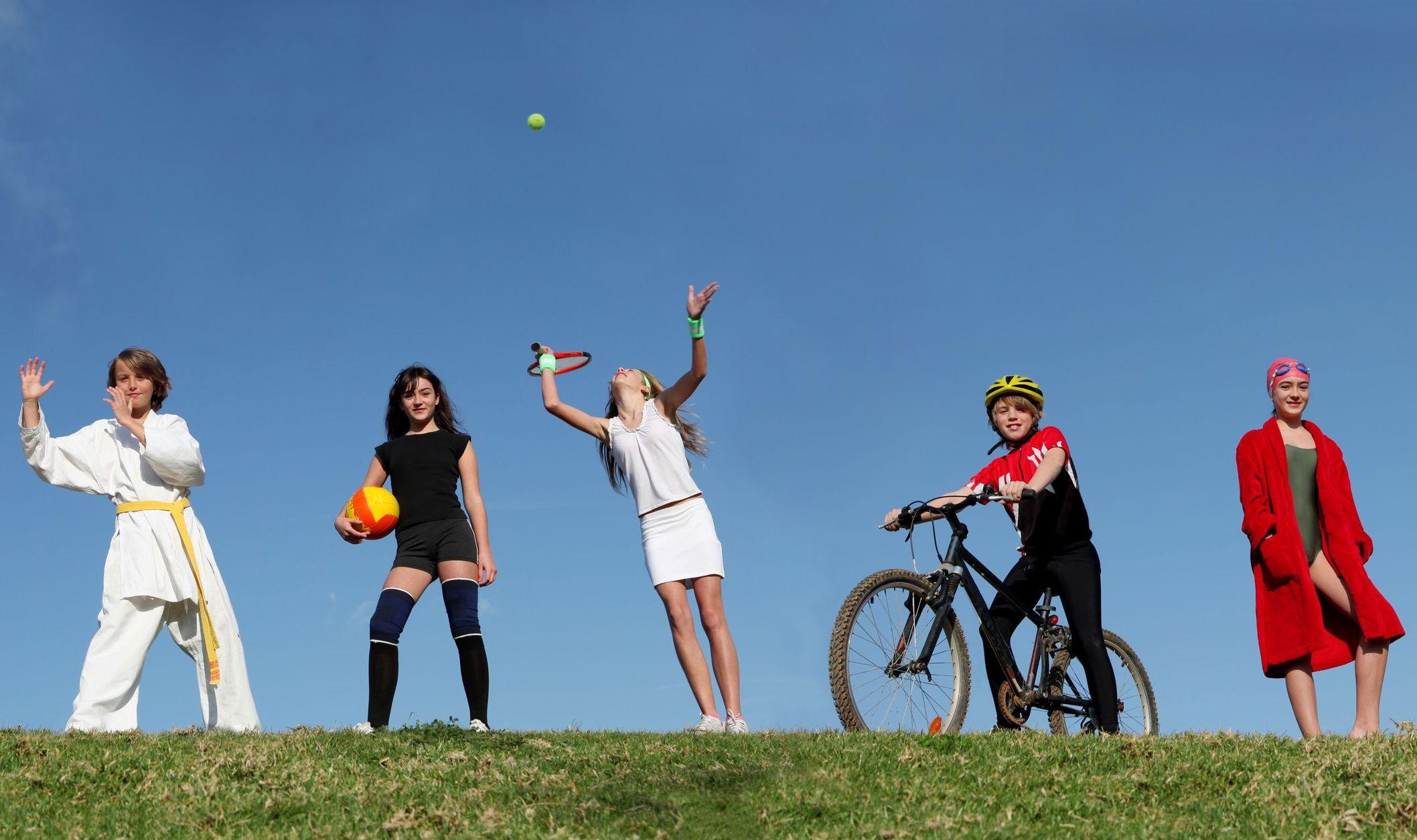 crianças-exercicios